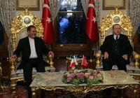 جهانگیری: ایران مصمم است روابط خود را در همه عرصهها با ترکیه گسترش دهد/ تحقق هدفگذاری ۳۰میلیارد دلاری مبادلات تجاری سالانه دو کشور